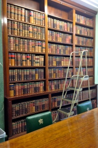 Middle Temple Law Library