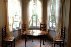 Hogarth family dining room